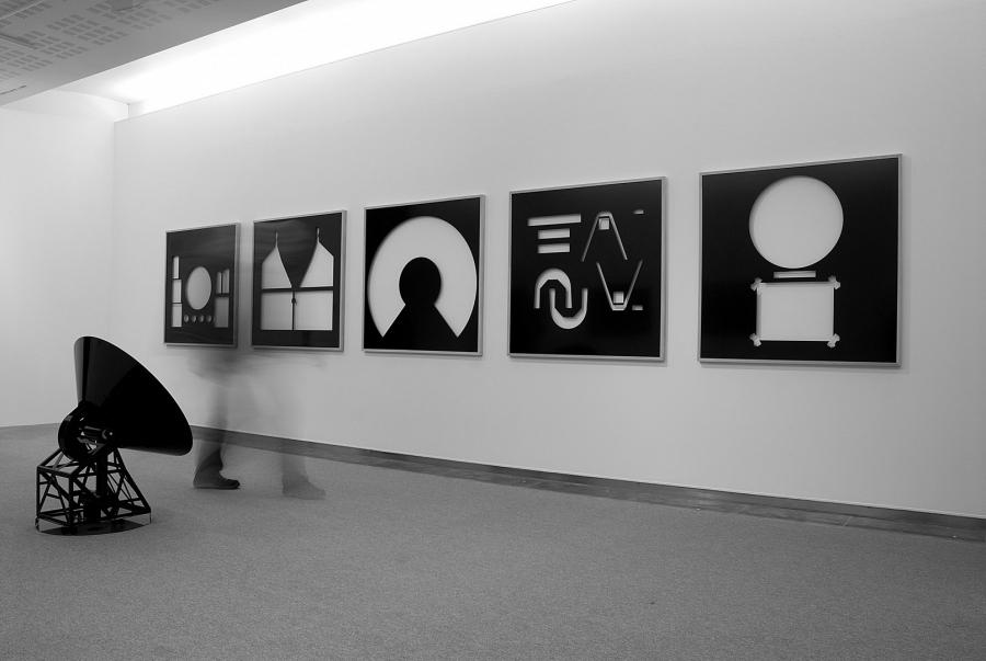LELLO//ARNELL: Installation view   2008   Lights On: Norwegian Contemporary Art   Astrup Fearnley Museum, Oslo