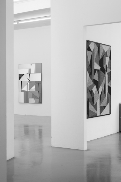 LELLO//ARNELL: Installation view, Of a Story of Fiction of a Story of Fiction   2014   Galerie Reinhard Hauff, Stuttgart