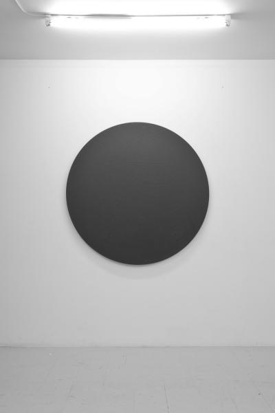 LELLO//ARNELL: <em>Yin and Yang: The Struggle Towards Balance and Harmony</em><br/>2011 | Acrylic on MDF | Ø 120cm