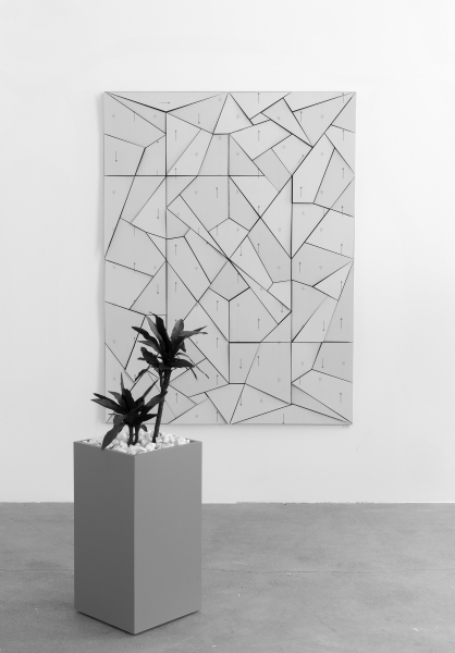 LELLO//ARNELL: Reading Palms, Installation view Oppland Kunstsenter