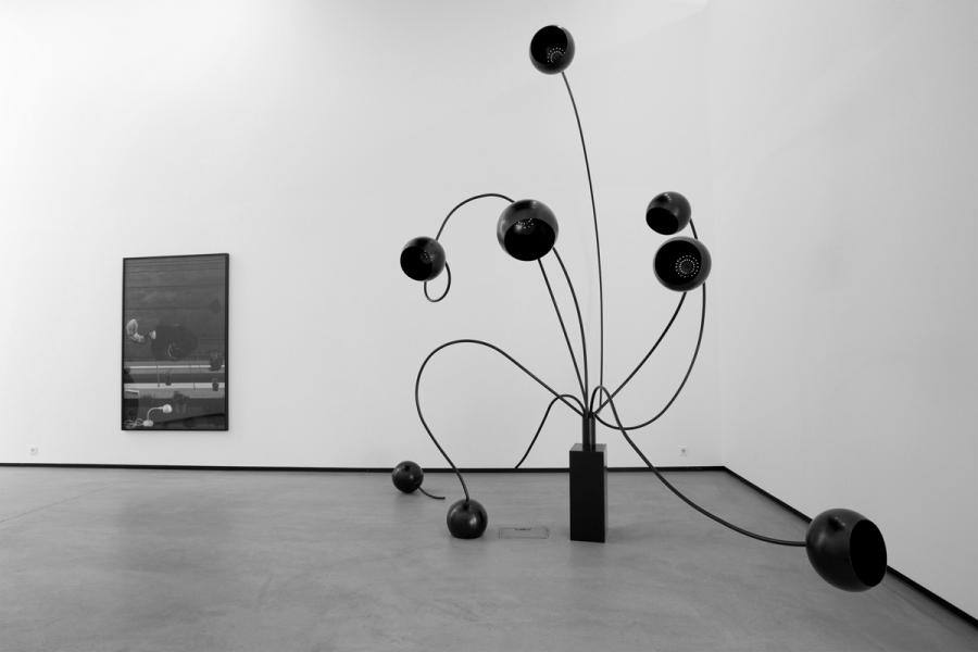 LELLO//ARNELL: Installation view of <em>The Charlatan Mind</em> | 2011 | Galleri Erik Steen, Oslo