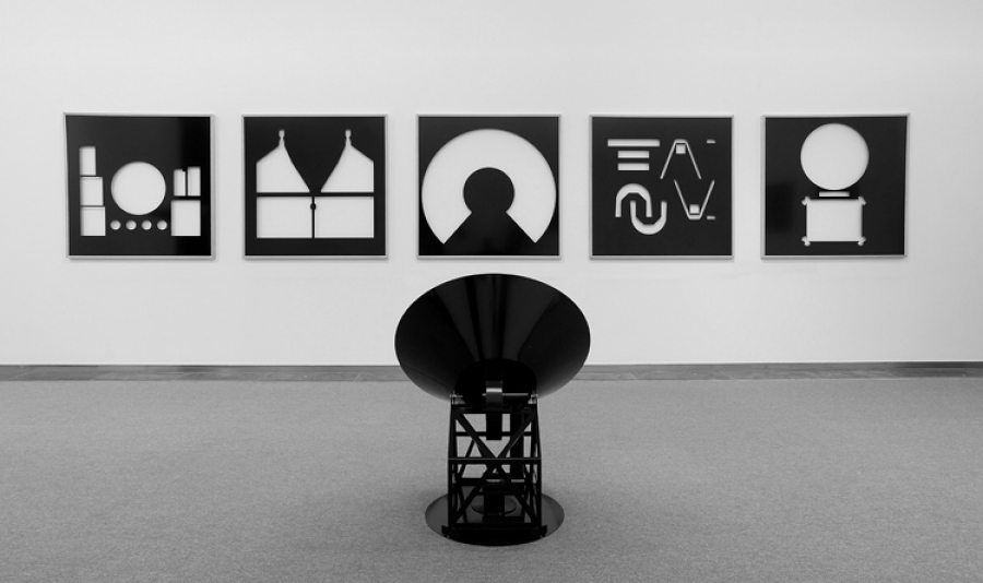 Installation view, Astrup Fearnley Museum of Modern Art, Oslo (2008)